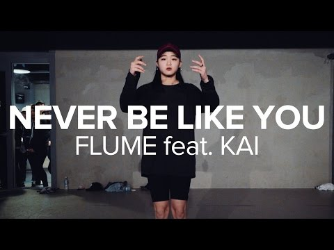 Never Be Like You - Flume Feat. Kai / Yoojung Lee Choreography