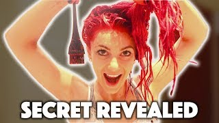 Video THE SECRET TO GETTING MY HAIR THE PERFECT RED !!! MP3, 3GP, MP4, WEBM, AVI, FLV Juni 2019