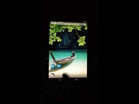 Video of Galaxy  Sunshine LiveWallpaper