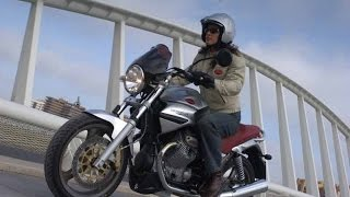 10. Moto Guzzi Breva exhaust sound compilation