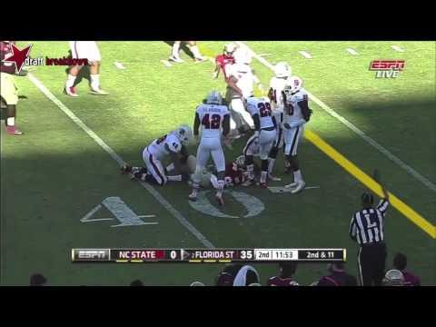 Rashad Greene vs North Carolina St. 2013 video.