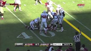 Rashad Greene vs North Carolina State (2013)