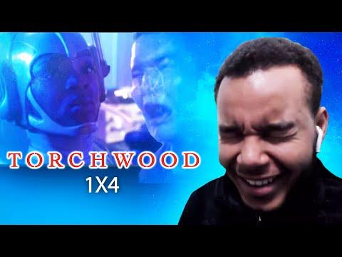 """Torchwood Season 1 Episode 4 """"Cyberwoman"""" REACTION!"""