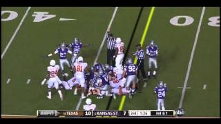 Arthur Brown vs Texas (2012)