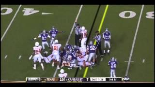 Arthur Brown vs Texas (2012)