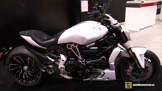 9. 2018 Ducati xDiavel S - Walkaround - 2018 Toronto Motorcycle Show