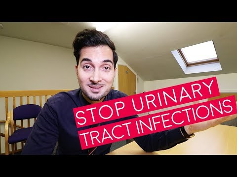 Urinary Tract Infection   How To Prevent UTI (2018)