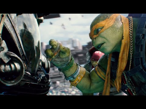 Must Watch: Ninja Turtles 2 - Big Game Spot