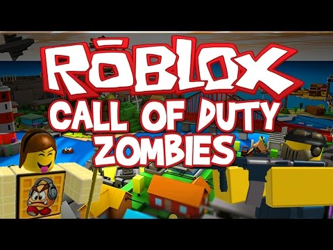 CALL OF DUTY ZOMBIES ★ Roblox