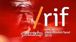 /RIF Live at Java Rockin'land 2013