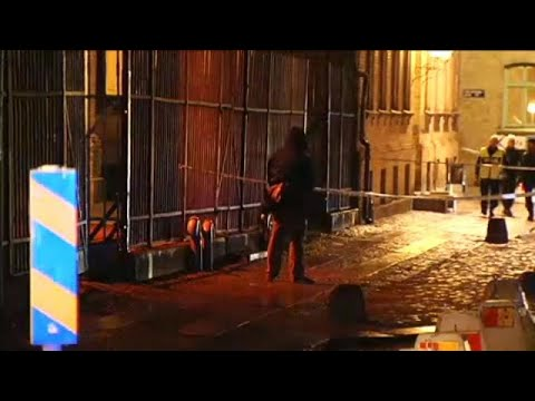 Επίθεση σε συναγωγή στο Γκέτεμποργκ