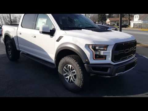 2017 Ford Raptor Available at MSRP 1/16/2017