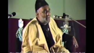 2nd Moharram 1980 - Maulana Firoz Haider, 1980