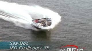 8. Sea-Doo 180 Challenger SE 2009 (HQ) - By BoatTEST.com
