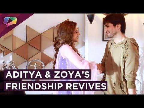 Aditya Asks Zoya To Arrange His Parent's Anniver