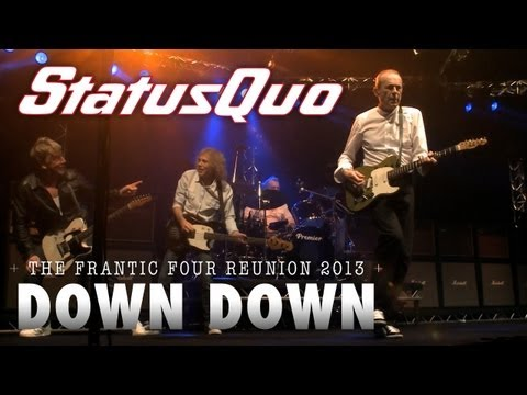 Status Quo - Down, Down