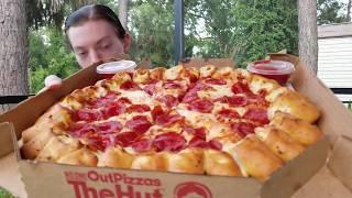 Video Reviewing My Favorite Pizza (Pizza Hut Cheesy Bites) MP3, 3GP, MP4, WEBM, AVI, FLV September 2018