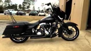 9. 2012 Harley Davidson Street Glide Touring in Semmes, AL