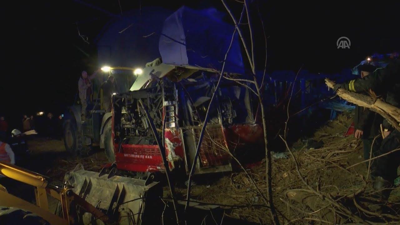 Διήμερο εθνικό πένθος στη Βόρεια Μακεδονία για τους 14 νεκρούς από ανατροπή λεωφορείου
