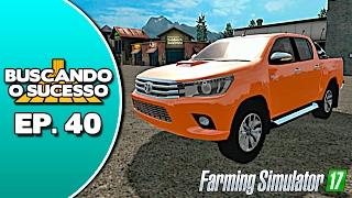 👉 Seja um patrocinador do canal: https://youtube.streamlabs.com/henkgamer Vídeo gameplay em português de Farming Simulator 17 - COMPREI UMA TOYOTA HILUX OSTE...