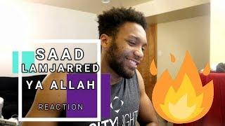 Saad Lamjarred - YA ALLAH ^^REACTION^^
