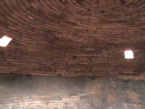 Horno de carboneo de Reconstrucción.