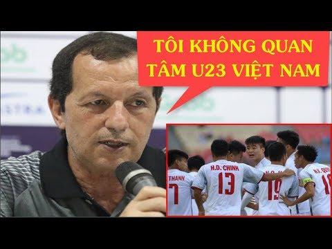 HLV Bahrain: Tôi không quan tâm U23 Việt Nam và Olympic VN trước vòng 1/8 LỢI HẠI khó lường - Thời lượng: 5:07.