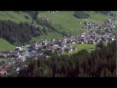 Lech am Arlberg - Sommerurlaub im Hotel Garni Lavendel****