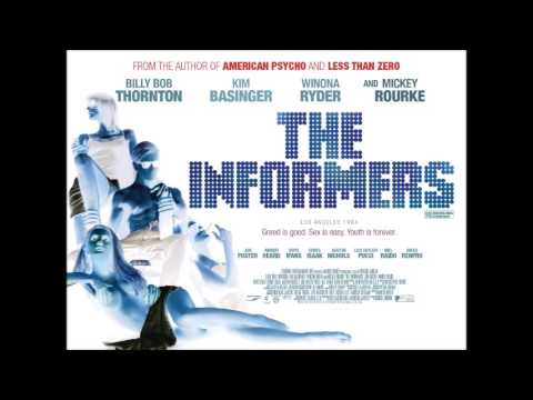 Simple Minds - New Gold Dream (The Informers Soundtrack)