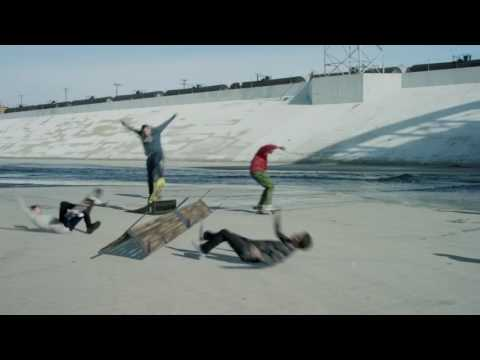 All homages to my Skate 3 clips in Joywave - Somebody New music video (видео)