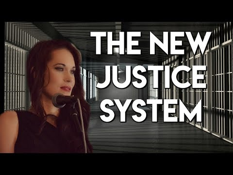 The New Justice System (The Right Way To Deal With Crime) - Teal Swan -