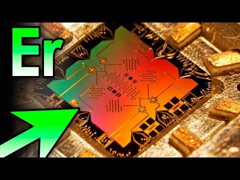 Эрбий - Металл, Создающий КВАНТОВЫЙ ИНТЕРНЕТ! (видео)