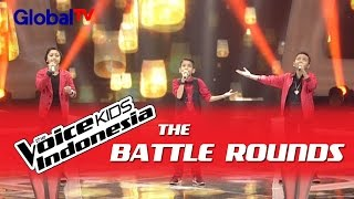 "Video Vavel vs Era vs Reynard ""Bila Rasaku Rasamu"" I The Battle Rounds I The Voice Kids Indonesia 2016 MP3, 3GP, MP4, WEBM, AVI, FLV Juli 2018"