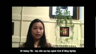 Kinh Nghiệm Du Hoc (phần 1) - Tân Hiệp Phát