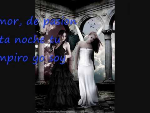 *ANABANTHA / VAMPIRO* ~CON LETRA