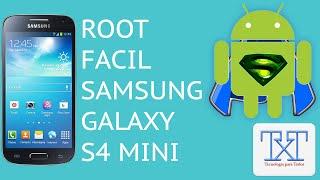 Como ser Root en el Samsung Galaxy S4 Mini  Facil  SIN RIESGO   Bien Explicado