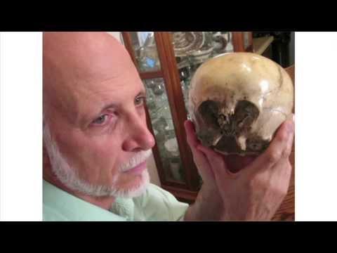 Non-Human Skulls in Peru By Brien Foerster