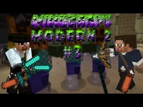 Minecraft:Прохождение карты \