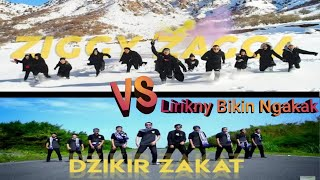 Video Ziggy Zagga VS Dzikir Zakat (Kolaborasi) MP3, 3GP, MP4, WEBM, AVI, FLV Agustus 2019