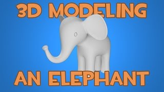 In this video tutorial I'll show you how to 3D model a simple elephant in Autodesk Maya 2016. This tutorial is not for beginners. If you have never used maya before please go to my playlist page and start with unit 1.Download reference image here:https://drive.google.com/open?id=0Bxg-eG6ohOMvUDR6NFIweXpmY1U