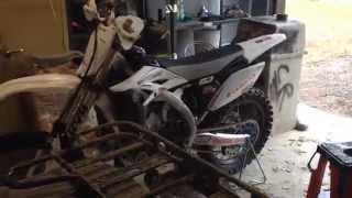 5. 2010 Yamaha YZ250F Finally fixed