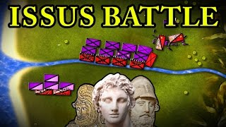 Short animation covering details of one of the greates victories of Alexander the Great. Near the ancient town of Issus Macedonian army encountered forces led by Darius III Codomannus, the King of Persian Empire. Thanks to this victory, Alexander was able to expand his Kingdom eastwards and cross into Syria.Support BazBattles on Patreon!: https://www.patreon.com/bazbattlesMusic used:BTS Prolog - Kevin MacLeodImpact Allegretto - Kevin MacLeodA Dream Within a Dream - Twin MusicomAll This Scoring Action - Kevin MacLeodImpact Andante - Kevin MacLeod