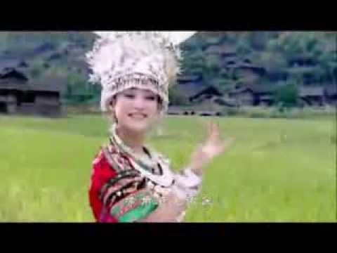 Hmong Music - Ntxhais Hmoob Toj Siab (видео)