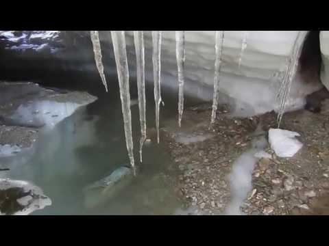 Хантенгри-2014. Ледяные пещеры