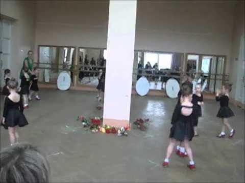 Мария Симдянкина - дипломная работа по хореографии, 2009г.