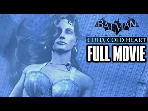 ORIGINS - Batman Arkham Origins Cold, Cold Heart Full Movie Walkthrough Show your support and ▻LIKE◅ the video -- It helps a lot. • This is the complete full walkthrou...