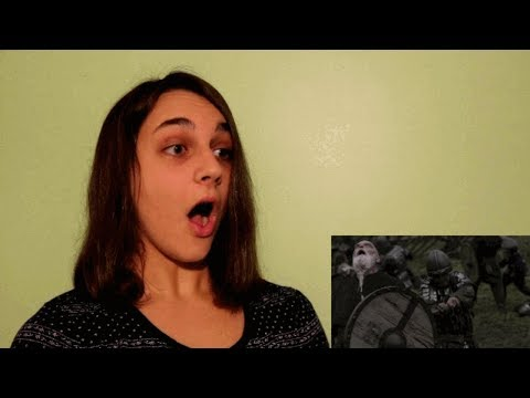 Vikings 1x07 Reaction