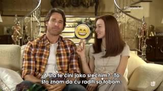 Sebastian Rulli i Angelique Boyer - Šta ih nasmeje, rasplače i naljuti?