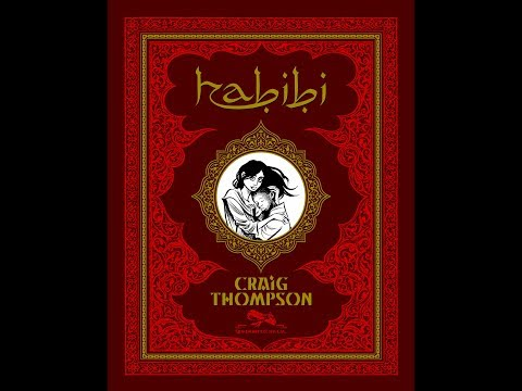 #Comentando: Habibi (Craig Thompson)