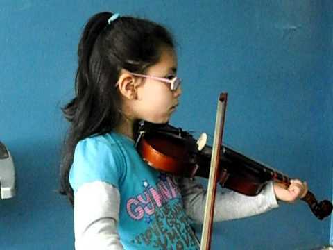 Curso de Violin Niños academia Staccato Bogota